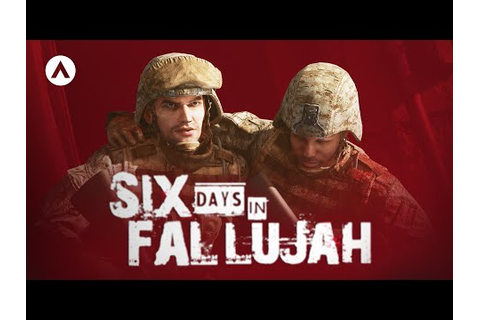 Investigating Six Days in Fallujah – Video games