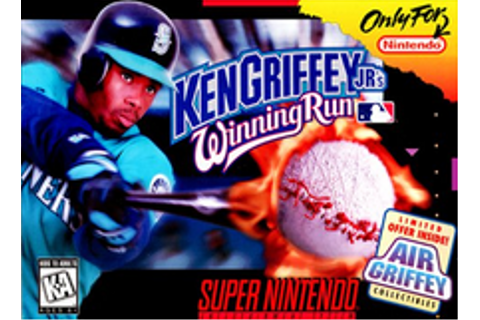 Ken Griffey Jr.'s Winning Run - Wikipedia