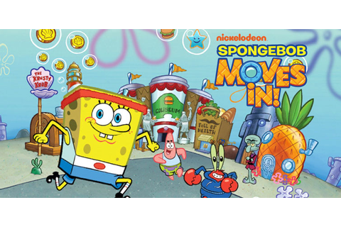 Spongebob Moves In Cheats, Tips & Walkthrough ...