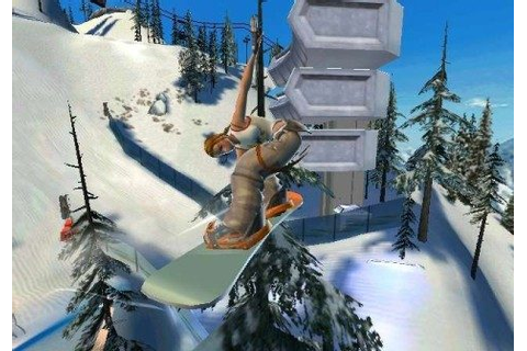 SSX 3 (2003) by EA Canada GameCube game