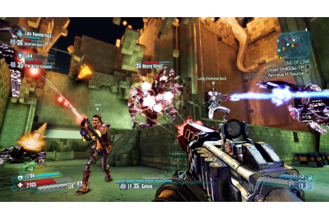 Borderlands: The Pre-Sequel DLC puts you in the mind of ...