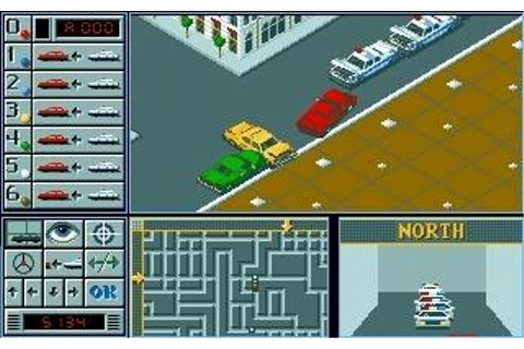 Chicago 90 Download (1989 Arcade action Game)