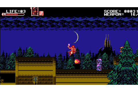 Bloodstained: Curse of the Moon » FREE DOWNLOAD | CRACKED ...