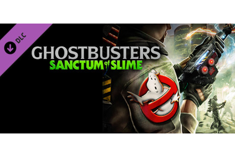 Ghostbusters: Sanctum of Slime Challenge Pack DLC on Steam