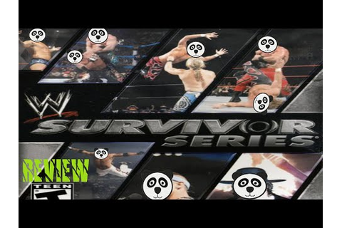 WWE Survivor Series GBA Finishers | How To Save Money And ...