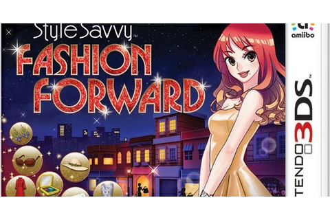 Reino do Cogumelo: Style Savvy: Fashion Forward (3DS) tem ...