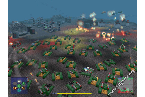 Warzone 2100 - Download Free Full Games | Strategy games