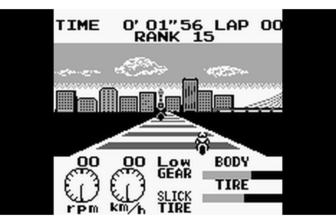 Play Racing Damashii (Japan) • Game Boy GamePhD