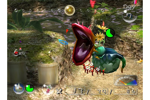 Kilted Moose's games blog: Pikmin 2 - Wii