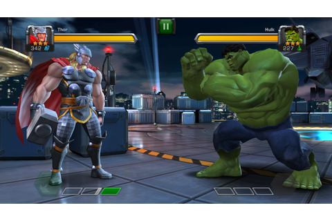 Marvel Tournoi des Champions Android 17/20 (test, photos ...