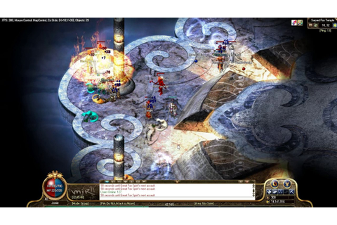 Legend of Mir 2 - Marble Server - TheHeroes GFS Attempt ...