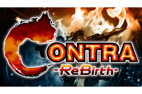Contra ReBirth (Wii) - The Game Hoard