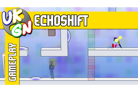 UKGN10 - Echoshift [PSP] 15 minutes of gameplay - YouTube