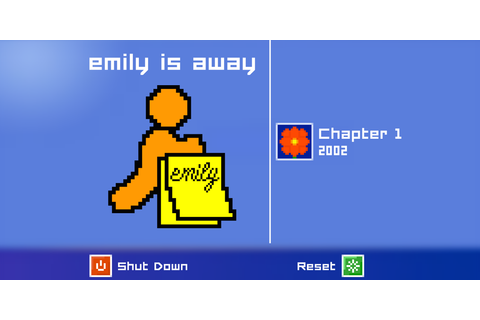 An Appreciation of 'Emily Is Away', a Game Based in AIM ...
