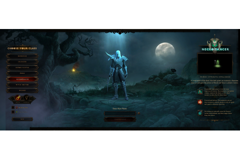 Diablo III: Rise of the Necromancer Review - Bodies go Boom