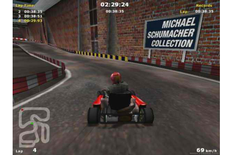 Download FREE Michael Schumacher World Tour Kart PC Game ...