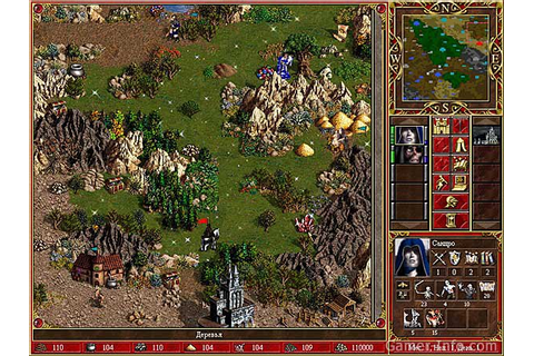 Heroes of Might and Magic III: The Shadow of Death (2000 ...