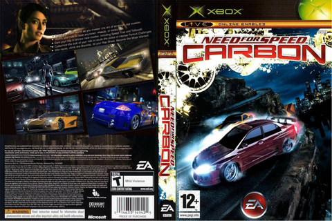 Need For Speed Carbon | ISO XBOX GAMES BIENVENIDA