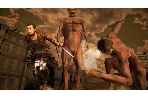 Attack on Titan 2 Introduces New Gameplay Features ...