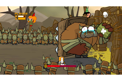 Castle Crashers New Screenshots – Awesome Radical Gaming
