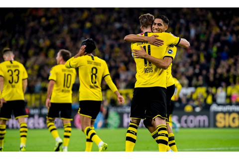 WATCH LIVE: Slavia Prague vs Borussia Dortmund UEFA ...