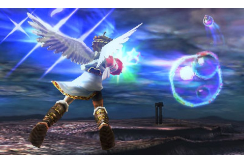 Kid Icarus: Uprising Review - GameRevolution