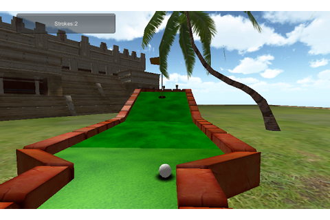 Mini Golf Game 3D - Aztec » Android Games 365 - Free ...