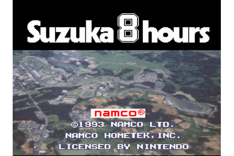 Suzuka 8 Hours Download Game | GameFabrique