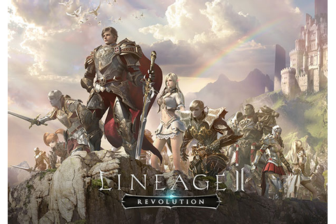 Lineage II: Revolution | MMOHuts