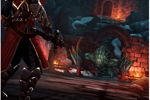 Castlevania: Lords of Shadow - Mirror of Fate HD (Xbox 360 ...