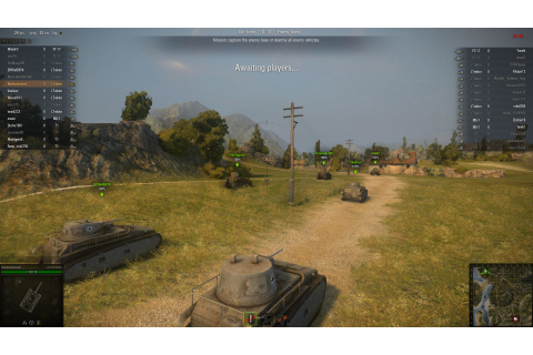 World of Tanks v8.0 Benchmarked - NotebookCheck.net Reviews
