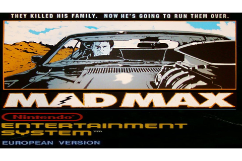 MAD MAX (1990 video game) - NES LONGPLAY - NO DEATH / NO MISS RUN ...