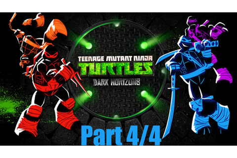Nickelodeon Games: Teenage Mutant Ninja Turtles - DARK ...