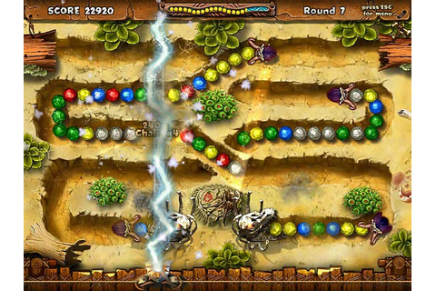 Download Stoneloops! of Jurassica Game - Marble Popper ...