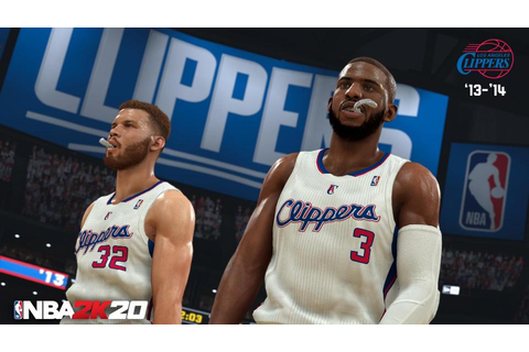 "NBA 2K20 game to include six new ""Classic Teams"""