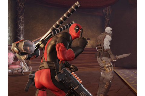 Deadpool game will get an Xbox One version on November 17 ...