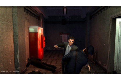 Death to Spies 3 Demo - Death to Spies 3 Downloads ...
