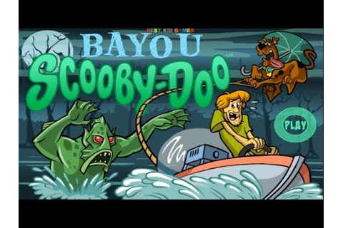 Scooby-Doo Gameplay Episode - Bayou Scooby-Doo Game - Best ...