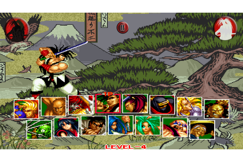 SAMURAI SHODOWN II - Android Apps on Google Play