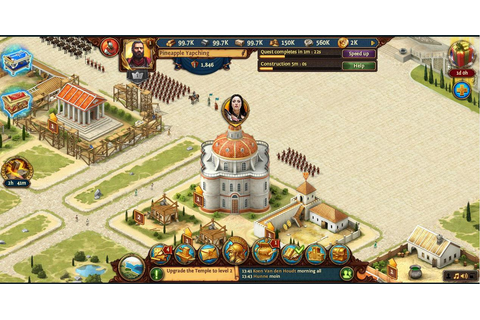 Total Battle - Online Strategy Games