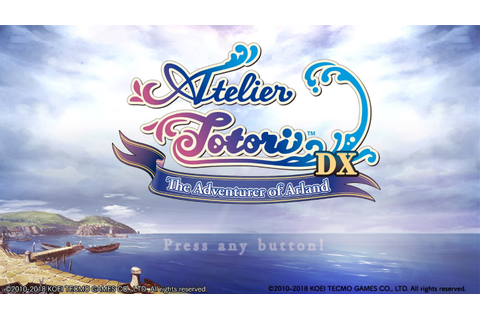 Atelier Totori: The Adventurer of Arland DX Review ...