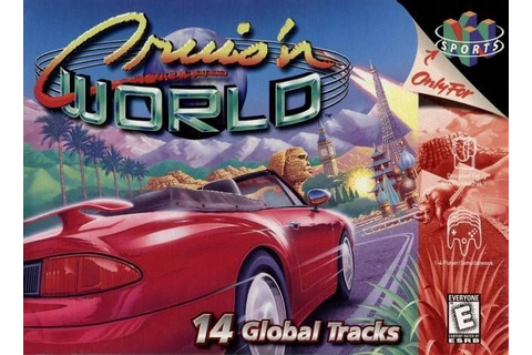 Cruis'n World - Nintendo 64(N64) ROM Download