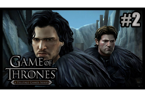 LES SEIGNEURS PERDUS (Game of Thrones: A Telltale Games ...