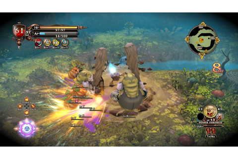 The Witch and the Hundred Knight 2 Screenshots Released ...
