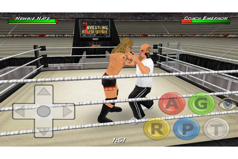 Wrestling Revolution 3D – Games for Android 2018 – Free ...