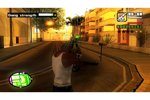 Grand Theft Auto San Andreas Playstation 2 - RetroGameAge