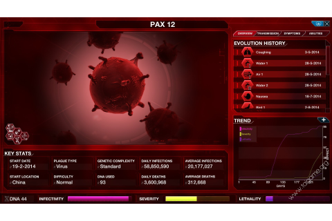 Plague Inc: Evolved - Download Free Full Games | Strategy ...
