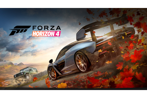 Forza Horizon 4, Exclusively for Xbox One and Windows 10 ...