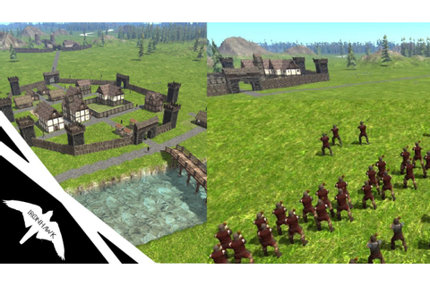 NEW Medieval City Building & Total War Mixture! - Lords ...