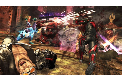 Anarchy Reigns (Multi-Platform) :: Games :: Paste